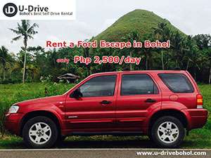 u drive bohol rent a car 300